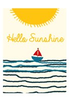 Sunshine Fine Art Print