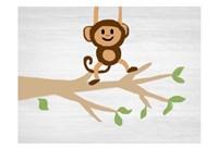Monkey Around Fine Art Print