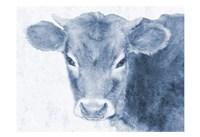 Tone To Tonal Farm Stead Fine Art Print