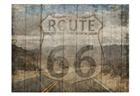 Open Road 1 Fine Art Print