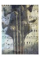 Bass Guitar Fine Art Print