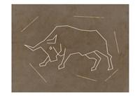 Bull 2 Fine Art Print