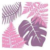 Tropical Color Bloom 2 Fine Art Print