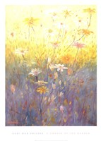 """Corner of the Garden by Gary Max Collins - 20"""" x 28"""" - $24.99"""
