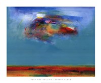 Desert Cloud Fine Art Print