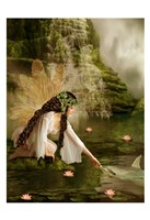 Water Fairy Fine Art Print