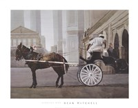 Carriage Ride Fine Art Print