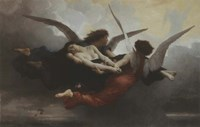 Une Ame Au Ciel (A Soul in Heaven), 1878 Fine Art Print
