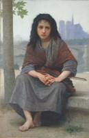 The Bohemian, 1890 Fine Art Print