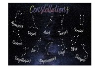 Emotional Constellations Fine Art Print