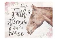 Strong Faith 1 Fine Art Print