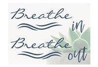 Breathe In Fine Art Print