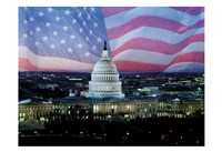Capitol Pride Fine Art Print