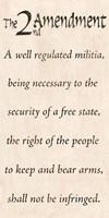 Rights To Bear 2 Fine Art Print