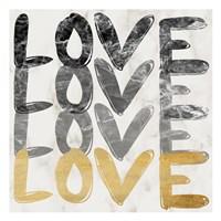 Love Multiplied 2 Fine Art Print