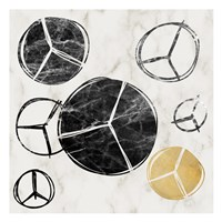 Peace Multiplied 1 Fine Art Print