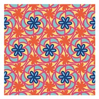 Summer Mandala 1 Fine Art Print