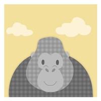 Funky Monkey Fine Art Print