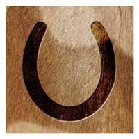 Horse Shoeing Around Fine Art Print