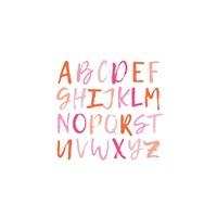 ABCD 3 Fine Art Print