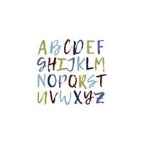 ABCD 4 Fine Art Print