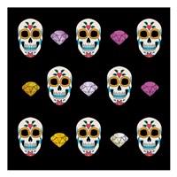 Jeweled After Life 1 Fine Art Print