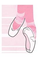 Dancing Slippers Fine Art Print