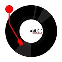 Vinyl Music Fine Art Print
