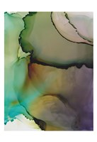 Emerald Nebula Fine Art Print