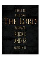 The Lord Fine Art Print