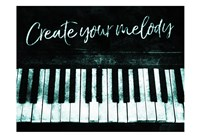 Create Your Melody Fine Art Print