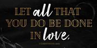 All Love Fine Art Print