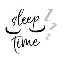 Sleep Time Fine Art Print