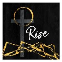 Rise Fine Art Print