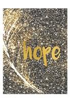 Gold Feather 2 Fine Art Print