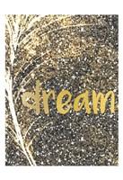 Gold Feather 4 Fine Art Print