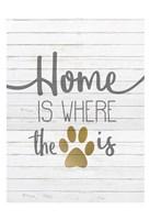 Where is Home Fine Art Print