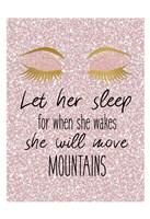Sleep Fine Art Print