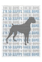 You're Home v3 Fine Art Print