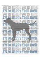 You're Home v4 Fine Art Print