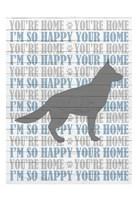 You're Home v5 Fine Art Print