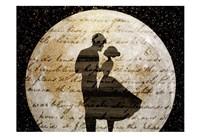 Dancing in the Moonlight Fine Art Print