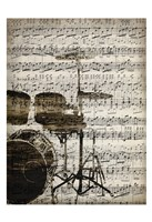 Music Sheets 4 Fine Art Print