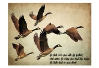 His Wings Fine Art Print