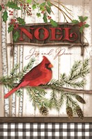 Noel Cardinal Fine Art Print