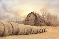 Good Day on the Farm Fine Art Print