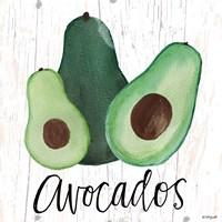 Avocados Fine Art Print