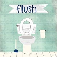 Flush Fine Art Print