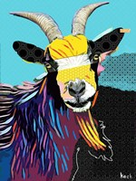 Billygoat Fine Art Print