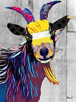 Billygoat II Fine Art Print